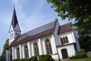 bigstock-Solar-panel-on-Church-50809370