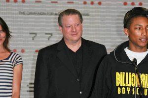 Al Gore und Pharrell Williams sprechen über die Klimakrise