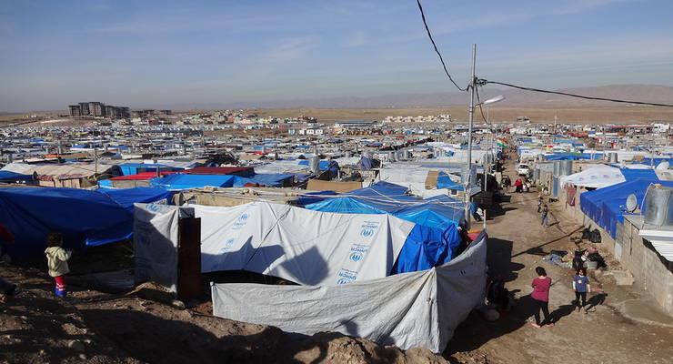 Weltweit gibt es immer mehr Klimaflüchtlinge