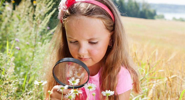 Ein nachhaltiger Umgang mit Natur und Umwelt lernt sich früh