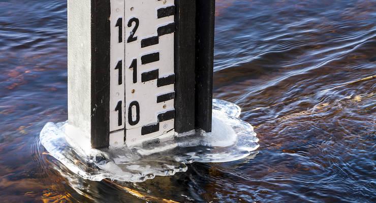 Wasserstände steigen weltweit