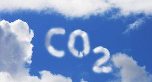 Die CO2 Belastung nimmt jedes Jahr zu