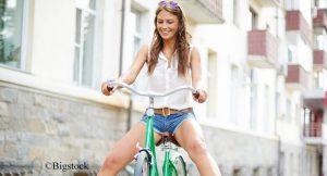 Im Frühling beginnt wieder die Zeit der Fahrradfahrer