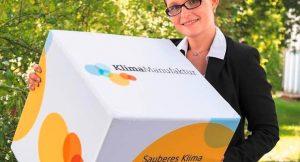 Julia Teige, Prokuristin der KlimaManufaktur
