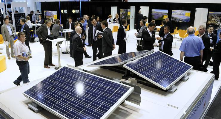 Intersolar Europe 2014