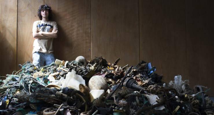 Umweltschutz The OceanCleanup