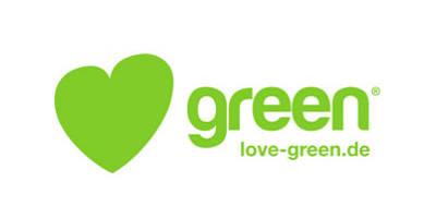 Wir freuen uns über die Partnerschaft mit Love Green.
