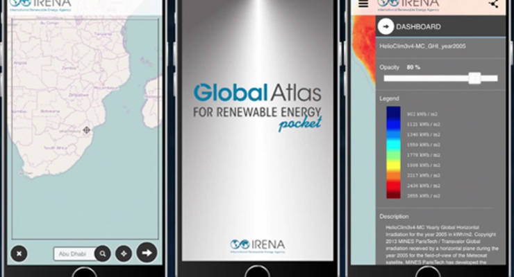 »Global Atlas Pocket«