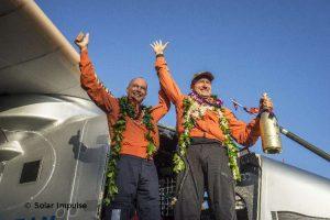 2015 07 03 Solar Impulse 2 Landung Hawaii Borschberg Piccard.jpg