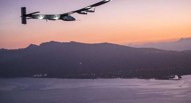 Solarflugzeug