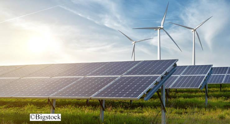 Gute Nachrichten der Energiewende - Rekord Erneuerbare Energien