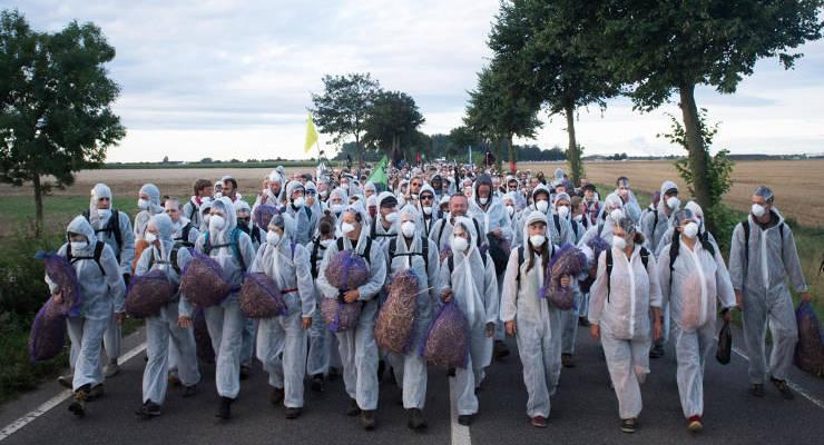 Kohlekraft Demo