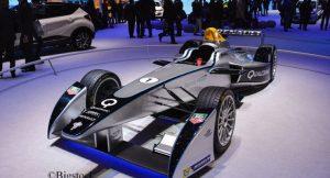 Elektromobilität - Formel E