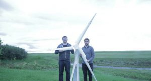Windenergie - Trinity Portable Wind Turbine Power Station