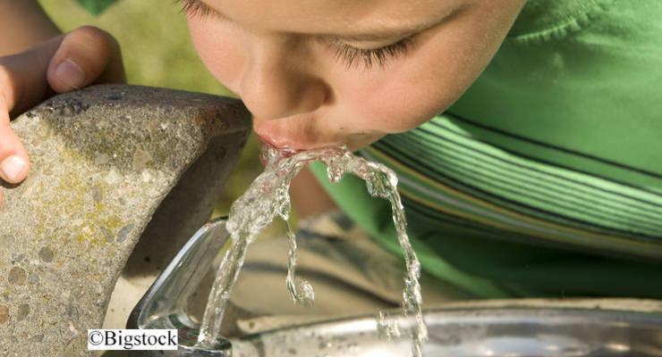Umweltschutz - Trinkwasser