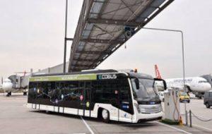 Flughafen Stuttgart - Elektromobilität