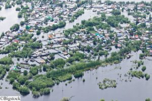 Klimawandel fuehrt zu haeufigeren Wetterextremen