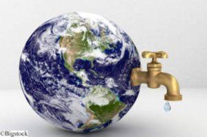 Erste Kartierung des globalen Grundwasserspiegels