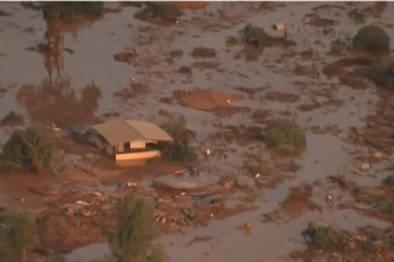 Umweltkatastrophe am Rio Doce