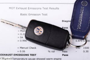 VW-Abgas-Skandal - Fahrverbot für Diesel
