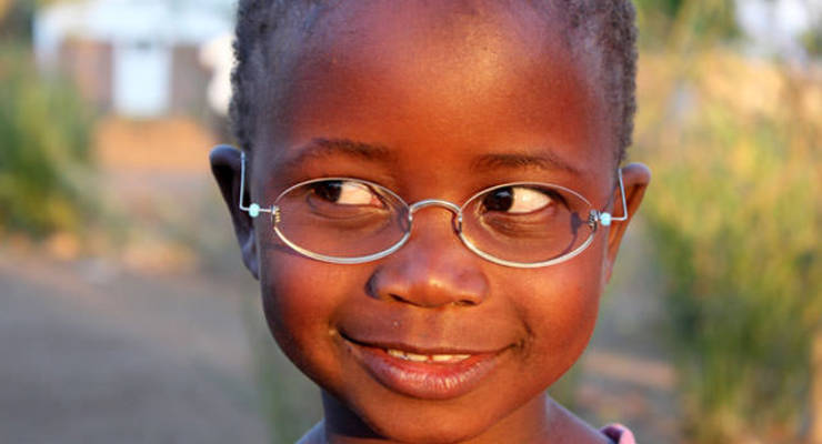 Ein Dollar Brille