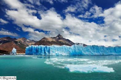 Klimawandel - Gletscherschmelze