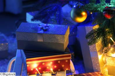 Weihnachten - Verpackungen