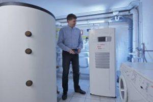 Mehrere Hersteller bieten mittlerweile Brennstoffzellenheizungen an.