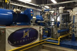 Energiespeicherung mit Druckluft