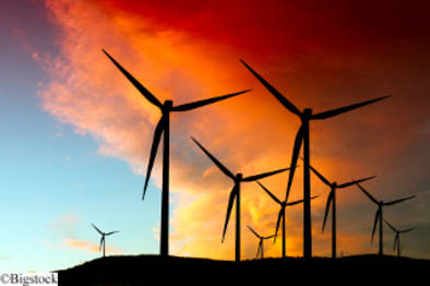 Investitionen in Erneuerbare Energien gestiegen