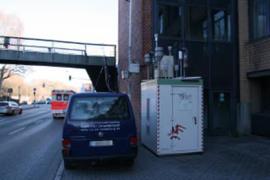 LuftverscLuftverschmutzung - Stuttgarthmutzung - Stuttgart