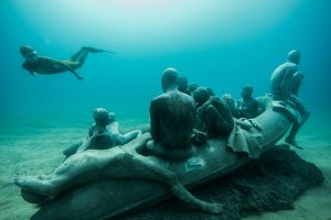 The Raft of Lampedusa