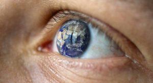Facing the Earth