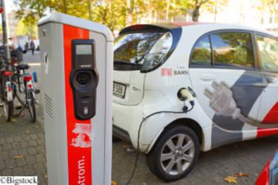 Elektromobilität - Ausbauziel
