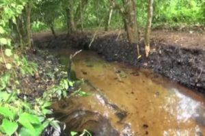 Ölpest in Peru