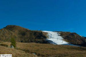 Klimawandel - Auswirkungen auf den Wintersport