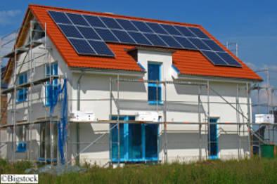 Umbau in energieeffizientes Haus