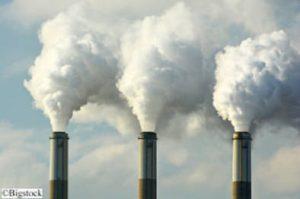 Klimawandel - CO2-Emissionen
