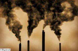 CO2-Emissionen leicht gestiegen