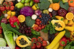 Klimawandel - Nahrungsmittelangebot