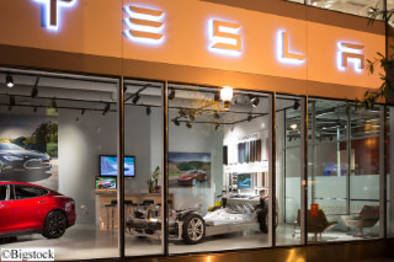 Elektromobilität - Tesla