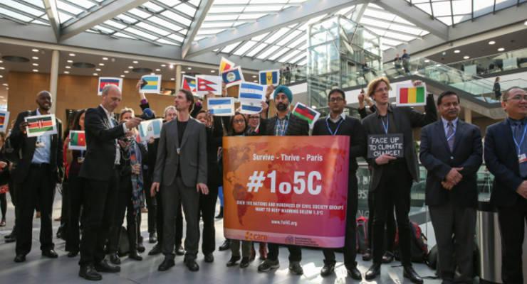 Abkommen Klimagipfel Paris