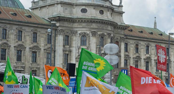TTIP - Freihandelsabkommen