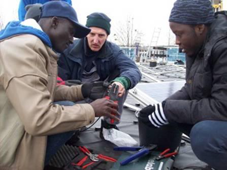 Neue Wege für Flüchtlingsunterkünfte