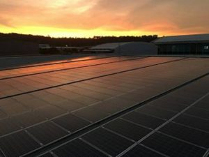 Phoenix Solar just completed a 0.7 MW project optimized for self-consumption on a industrial rooftop in the Philippines.