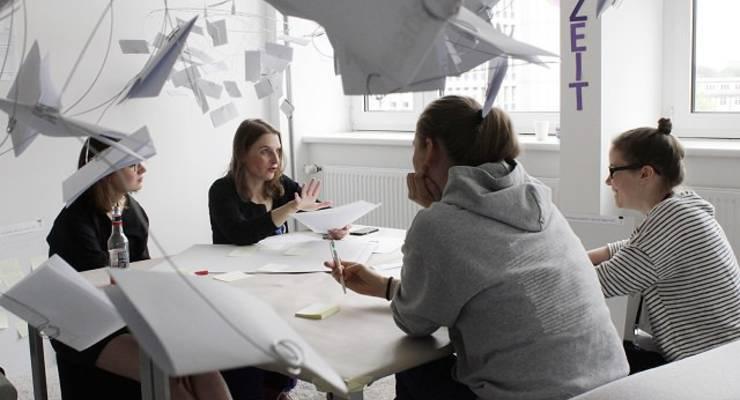 Das Projekt Shaping Future soll Bedürfnisse der Bürger an technische Zukunftslösungen ermitteln und den Austausch mit Wissenschaftlern fördern © Foto Fraunhofer IAO