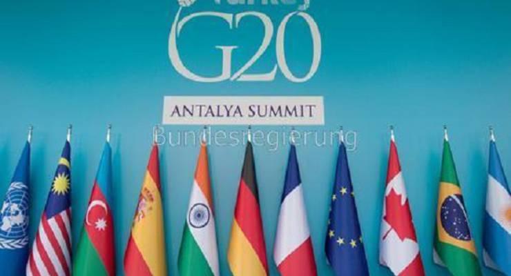 Alle G20-Staaten müssen das Klimaabkommen von Paris noch ratifizieren