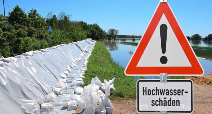 Der Klimawandel ist real: auch in diesem Jahr kam es zu schweren Schäden durch Hochwasser, Starkregen und Überschwemmungen