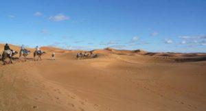 Wüstensand als Speichermedium der Zukunft? Forscher in Abu Dhabi halten dies für möglich