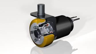 E-Radnabenmotor